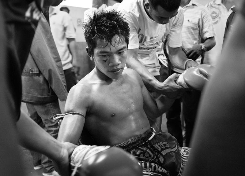 Boxe Thai © Jean-Yves Bardin 2011