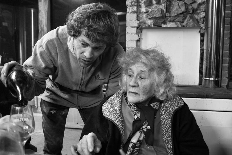 Jean François Chéné et Françoise Hacquet © Jean-Yves Bardin 2012