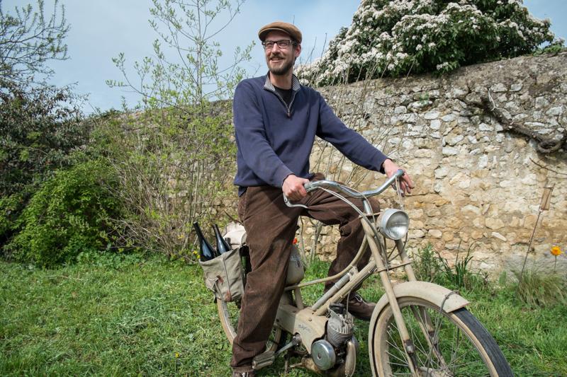 Jean-Yves BARDIN, vigneron, bio, vin nature, biodynamie, vin, wine, photographie, photography, anjou