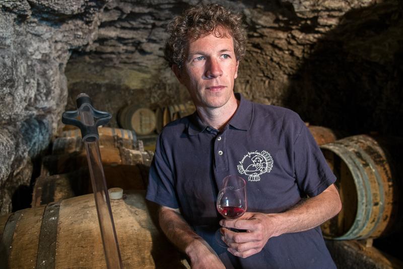 Jean-Yves BARDIN, Mélaric, Aymeric Hilaire, vigneron, bio, vin nature, biodynamie, vin, wine, photographie, photography