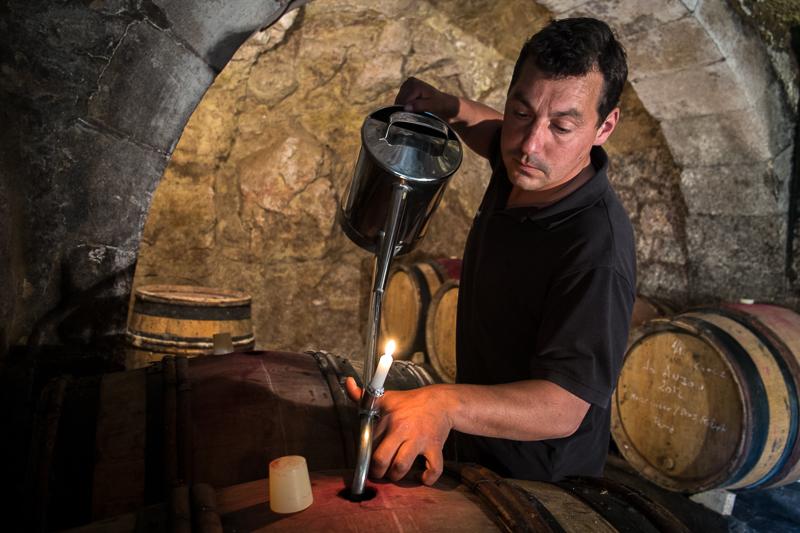 Jean-Yves BARDIN, Clau de Nell, Sylvain Potin, vigneron, bio, vin nature, biodynamie, vin, wine, photographie, photography