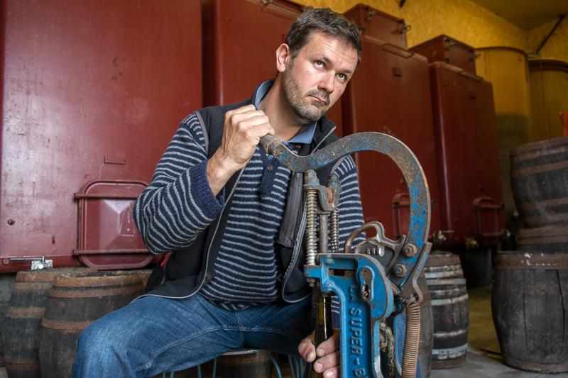 Jean-Yves BARDIN, laurent charrier, domaine du pas saint martin, vigneron, bio, vin nature, biodynamie, vin, wine, photographie, photography