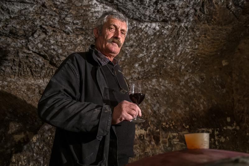 Jean-Yves BARDIN, Charly Foucault, clos Rougeard, saumur champigny, vigneron, bio, vin, wine, photographie, photography