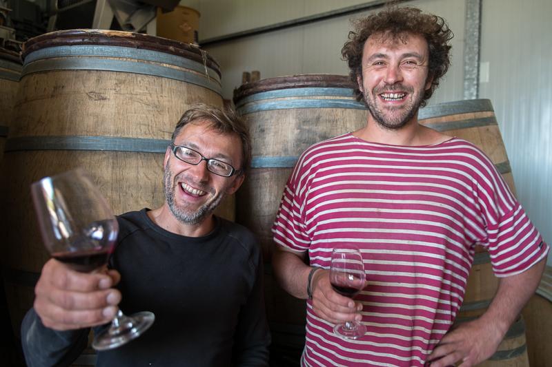 Jean-Yves BARDIN, La Grange aux Belles, Marc Houtin et Julien Bresteau, vins d'anjou, vigneron bio, vigneron d'anjou, vin de loire, wine, photographie, photography