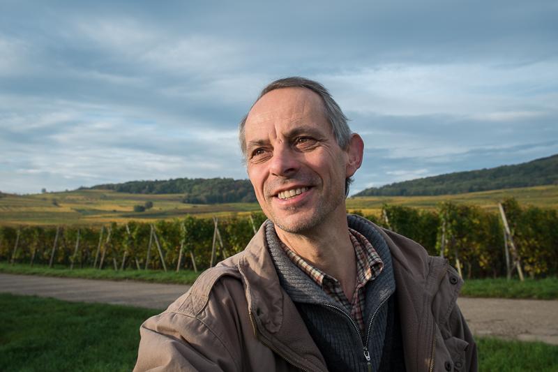 Jean-Yves BARDIN, Jean-Pierre Frick, vins d'Alsace, biodynamie, cave, art, gueules de vigneron