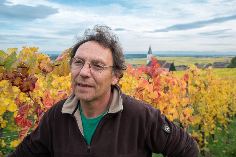 Jean-Yves BARDIN, Patrick Meyer, vins d'Alsace, Nothalten, biodynamie, cave, art, gueules de vigneron