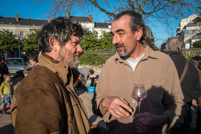 Procès Olivier Cousin, INAO, Vigneron d'Anjou, AOC, gueules de vignerons, vins de loire Jean-Yves BARDIN, Olivi