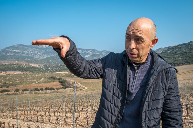 Sylvain Fadat, Vigneron, gueules de vignerons, vin nature, Domaine d'Aupilhac, Jean-Yves BARDIN