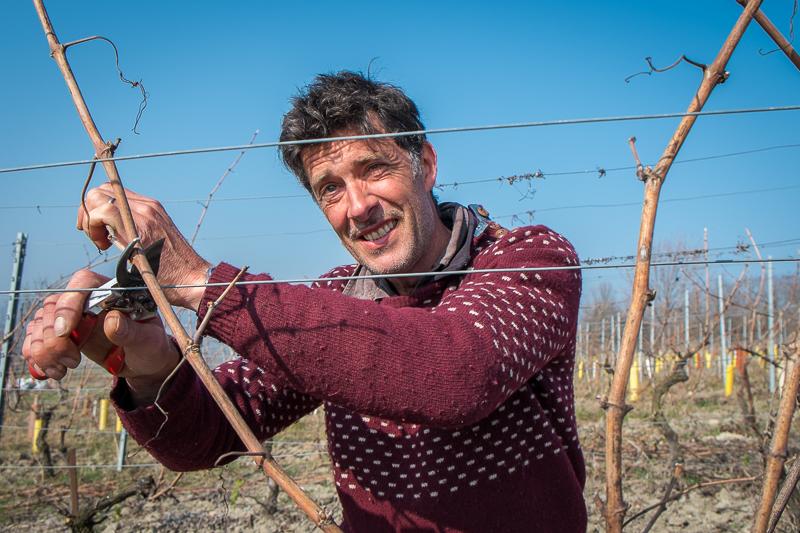 Vincent Tricot, Vigneron, gueules de vignerons, vin nature, Jean-Yves BARDIN