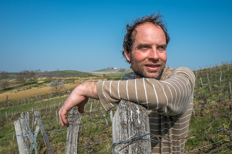 Patrick Bouju, Vigneron, gueules de vignerons, vin nature, Jean-Yves BARDIN