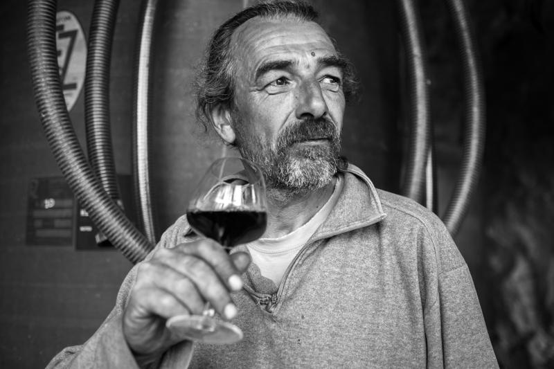 Gérard Marula, Vigneron Chinon Touraine, gueules de vignerons, vin nature, Jean-Yves BARDIN