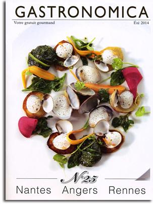 Gastronomica été 2014 - des mets et des mots, Livre