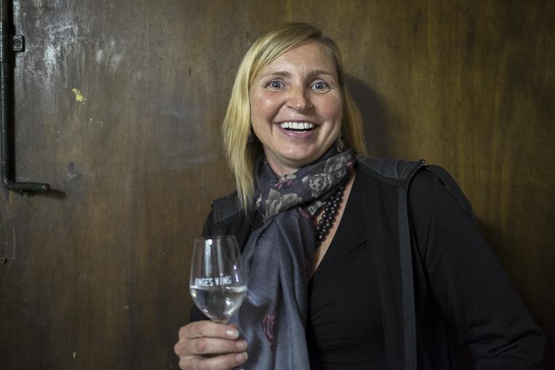 Wendy Paillé, Vigneron d'Anjou, Pithon Paillé, gueules de vignerons, vin bio, Jean-Yves BARDIN