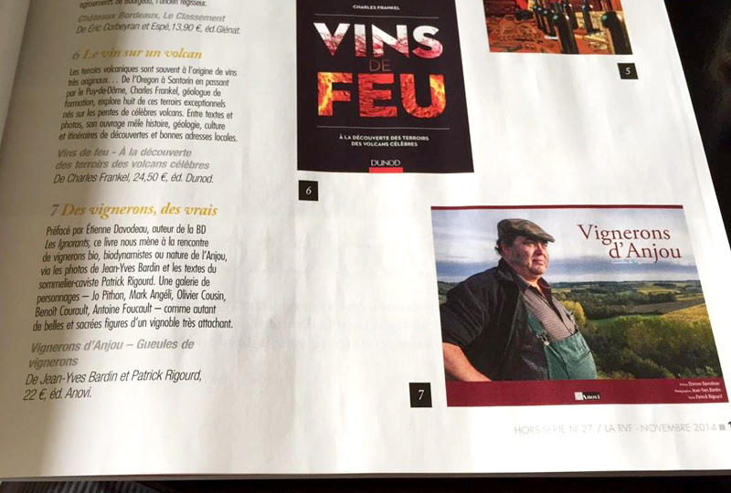 Vignerons d'Anjou, gueules de vignerons, Jean-Yves Bardin, photographe gueules de vignerons, photographe vignerons