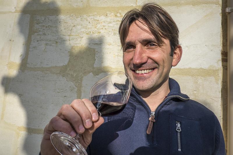 gueules de vignerons, portrait de vignerons, winemaker, Jean-Yves bardin photographe Gueules de vignerons, photographies de vignerons, biodynamie, Raphaël Maurin, Fronsac, vin bio, vin bio Bordeaux,