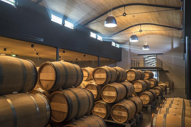 gueules de vignerons, portrait de vignerons, winemaker, Jean-Yves bardin photographe Gueules de vignerons, photographies de vignerons, biodynamie, Château Palmer, Médoc, Margaux, vin bio Bordeaux, grands vins de Bordeaux, chai château Palmer