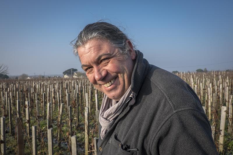 gueules de vignerons, portrait de vignerons, winemaker, Jean-Yves bardin photographe Gueules de vignerons, photographies de vignerons, Château Le Queyroux, Blaye, côtes de Bordeaux, Bordeaux, grands vins de Bordeaux, L'homme Cheval