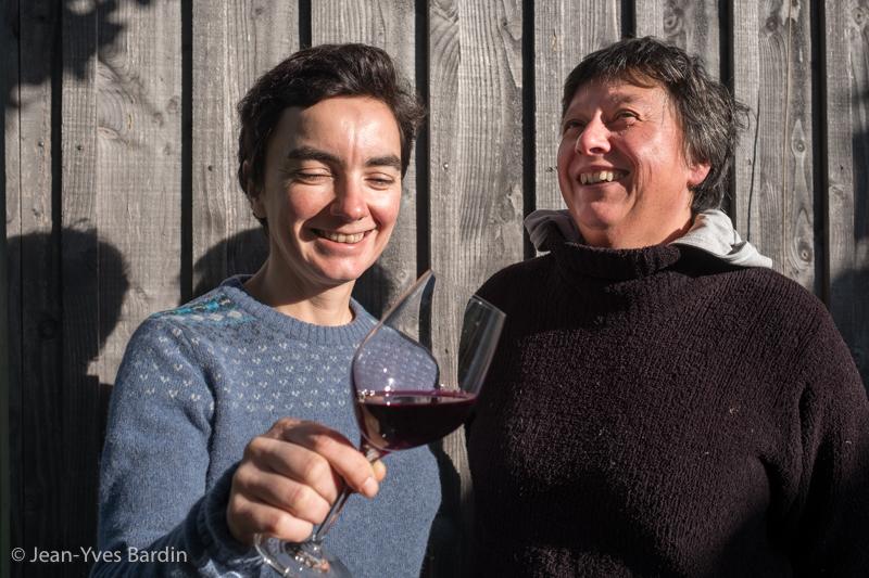 Closerie des Moussis, Laurence Alias et Pascale Choime, Gueules de vignerons, Jean-Yves Bardin, portrait de vignerons, winemaker, photographies de vignerons, vin bio Bordeaux, Arsac, AOC Haut-Médoc