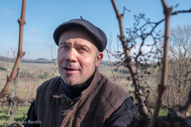 Gueules de Vignerons, portrait de vignerons, winemaker, Jean-Yves bardin photographe Gueules de vignerons, photographies de vignerons, biodynamie, Jean-Yves Millaire, vin bio Bordeaux, grands vins de Bordeaux, Fronsac, canon fronsac