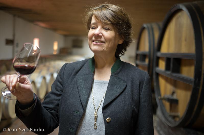 Gueules de Vignerons, portrait de vignerons, winemaker, Jean-Yves bardin photographe Gueules de vignerons, photographies de vignerons, biodynamie, Véronique Cochran, Château Falfas, vin biodynamie, vin biodynamie Bordeaux, grands vins de Bordeaux