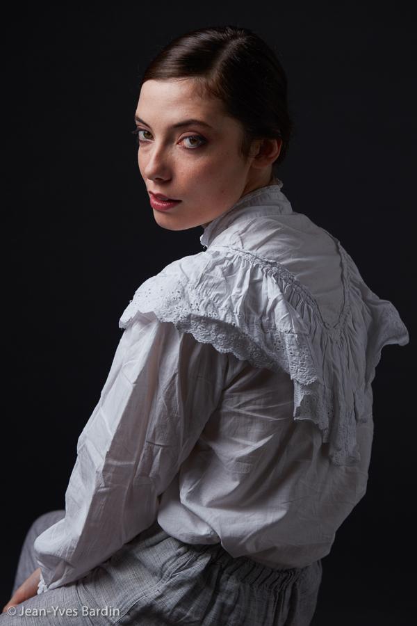 Portrait, photographe Jean-Yves Bardin, Gobelins, photographe de mode