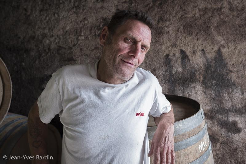 Patrick Corset aka Madeleine, Jean-Marie et Thierry Puzelat, Clos du Tue Boeuf, gueules de vignerons, vignerons de Loire, vigneron bio, organic wine, winemaker, Jean-Yves bardin photographe