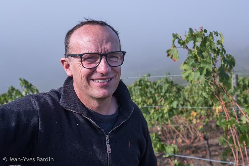 Gilles Bonnefoy, les Vins de la Madone, vin naturel, Gueules de vignerons, Jean-Yves Bardin, organic wine, vigneron bio, biodynamie, vin, wine, côtes du Forez, vin de pays d